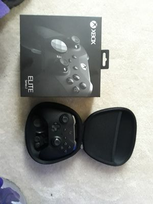 Xbox elite series 2 controller $140 for Sale in Rockville, MD