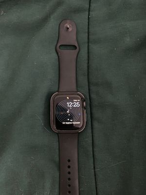 Series 4 Apple Watch. Worn only a few times. Has a hard defense case on. for Sale in Riverside, CA