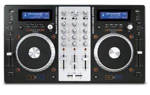 Numark MixDeck Express | Premium DJ Controller with CD & USB Playback [2011 Model] for Sale in Herndon, VA
