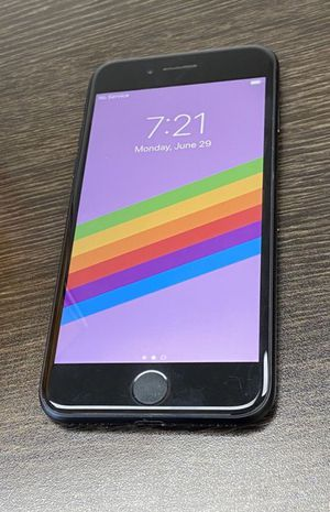 IPhone 7 32 GB unlocked for T-Mobile MetroPCS simple ultra simple mobile for Sale in Santa Fe Springs, CA