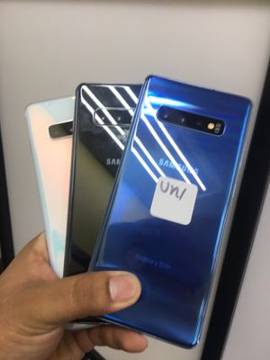 Samsung Galaxy s10+ Unlocked for Sale in Garland, TX
