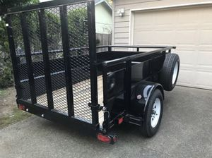 2013 Big Tex 5x8 utility trailer for Sale in Happy Valley, OR