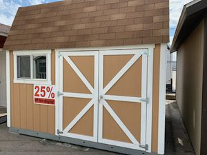 Barn Style shed by Tuff Shed for Sale in Fresno, CA