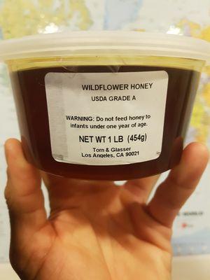 Honey for Sale in Corona, CA