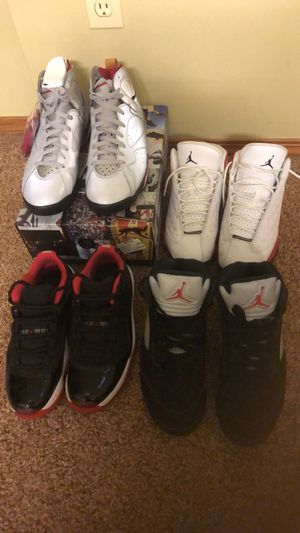 Jordan's retros for Sale in Wichita, KS