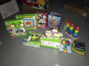 Kids toys everything 10 dollars a piece for Sale in Detroit, MI