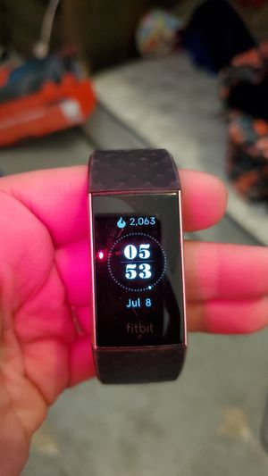 Fitbit charge 3 for Sale in Tucson, AZ
