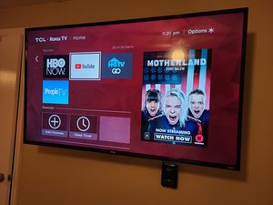 TCL 55 inches 4K Ultra HD Smart Roku LED TV for Sale in Dunwoody, GA
