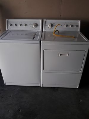 Very good set Kenmore low price to sell fast $275 read below 👇👇👇 for Sale in Los Angeles, CA