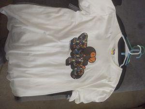 Bape Milo shirt size XL for Sale in Carrollton, TX