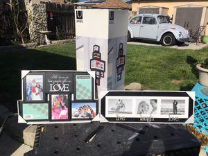 Home Decor 3 Picture Frames for Sale in Pomona, CA