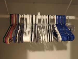 Free clothes hangers for Sale in Miami, FL