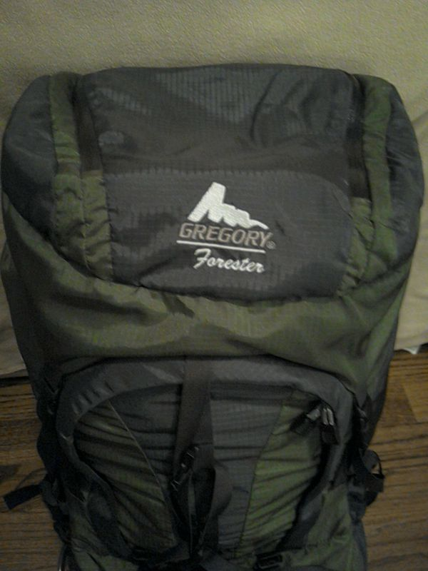Gregory Forester Backpack- men's L Like new! Excellent condition!