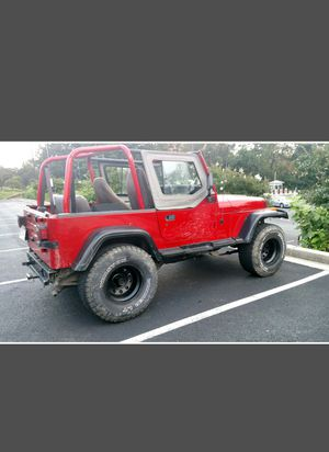 1994 Jeep Wrangler for Sale in Bethesda, MD