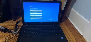 HP Touch Screen Laptop for Sale in New Haven, CT
