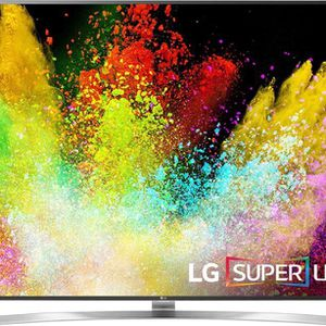 """75"""" LG 75SJ8570 4K UHD With HDR Dolby Vision Ready To Go for Sale in Winter Haven, FL"""