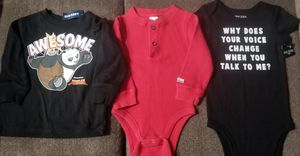 Baby boy clothes size 12 to 18 months $6 for all for Sale in Mansfield, TX