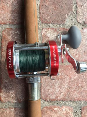 Red Rover Fishing Reel for Sale in Costa Mesa, CA