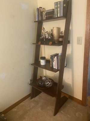 Leaning book shelf for Sale in Richmond, VA
