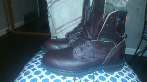 Red wing work boots for Sale in Collinsville, IL