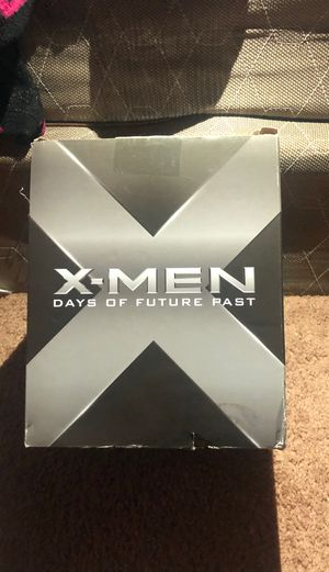 """X-MEN Days Of Future Past """" Collector's Item"""" like brand new , only movie has been used but in excellent condition! $80 OBO for Sale in Center Point, AL"""