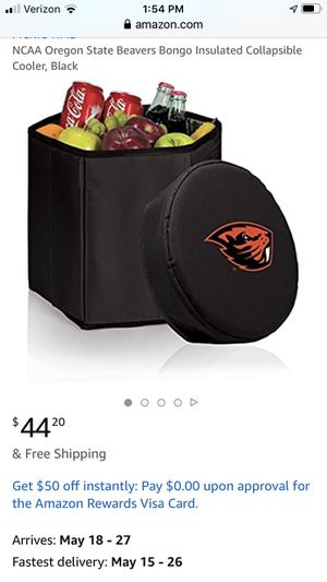 New collapsible Oregon State University Cooler for Sale in Molalla, OR