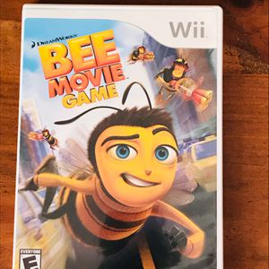 Nintendo Wii Bee Movie Game for Sale in Houston, TX