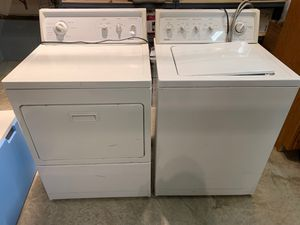 Kenmore washer and dryer used - works great! for Sale in Old Bridge Township, NJ