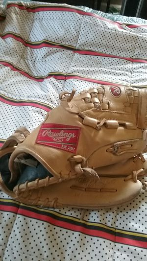 Rawlings elite baseball glove, 12-1/2 excellent $75 obo for Sale in Ruston, WA