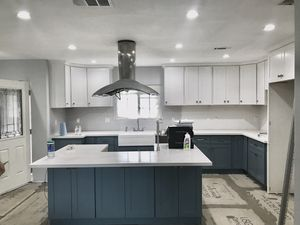 custom made kitchen cabinets. free home estimated Contact only serious buyers for Sale in Baldwin Park, CA
