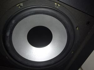 R brand home speakers for Sale in Los Angeles, CA