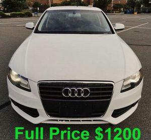 $1.200 I sell my2O1O Audi A4_Quattro for Sale in Richmond, VA