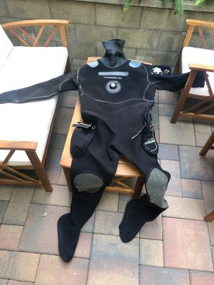 Divemaster dry suit for Sale in Campbell, CA