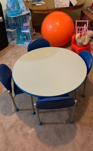 Kids Table for Sale in Clinton, MD