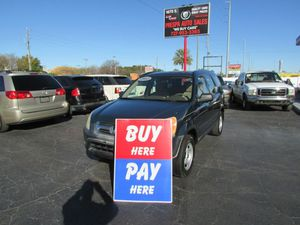 2002 Honda CR-V for Sale in Clearwater, FL