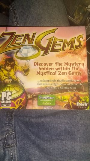 Zen Gems PC Game for Sale in Portland, OR