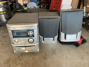 Aiwa stereo for Sale in San Marcos, CA