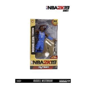 TMP International Inc. 2K19 Russell Westbrook Action Figure for Sale in Las Vegas, NV