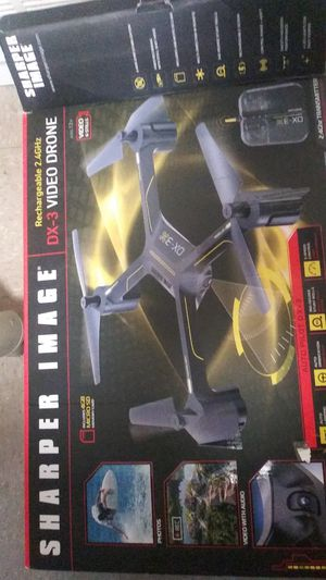 Sharper image dx 3 drone for Sale in Woonsocket, RI