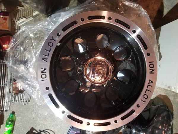 "15"" wheels ion alloy"