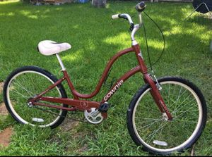 Cruiser Bike Electra Townie - unisex men's women's bicycle red for Sale in Houston, TX