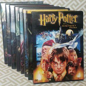 Harry Potter DVD Set Entire Series for Sale in Bellflower, CA