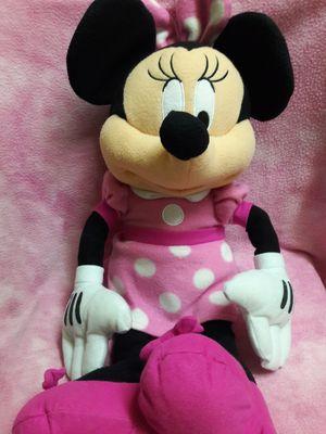 Minnie Mouse plushy for Sale in Stockton, CA