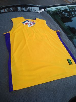 Lakersbasketball jersey for Sale in San Jose, CA