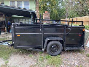 All metal trailer for Sale in Shoreline, WA