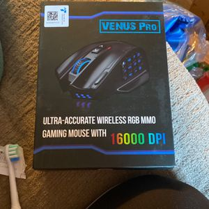 Wireless gaming mouse for Sale in Phoenix, AZ