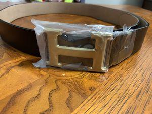 Hermès belt leather for Sale in Greenville, SC