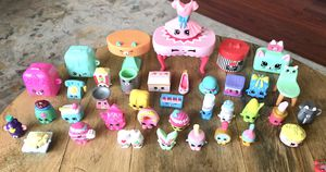 Lot of 40 Shopkins for Sale in Covina, CA