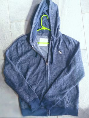 Abercrombie and Fitch XXL zip up jacket Pickup is in Branford for Sale in Branford, CT