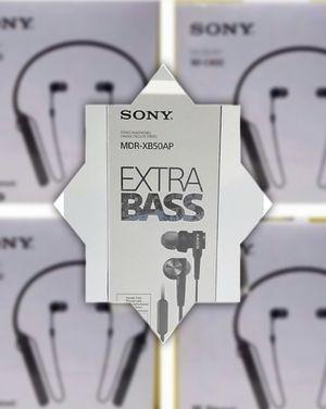 Sony Bluetooth Headphones BUNDLEEEEEE for Sale in Dallas, TX